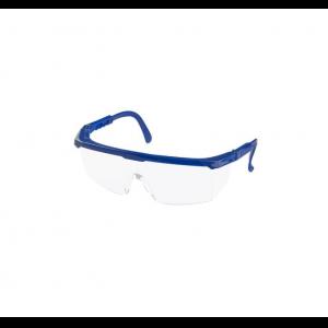 Очки защитные с регулируемыми дужками Classic (02 Синие дужки) А101-01