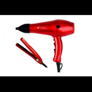 Фен HairWay Ruby Ceramic 2100W+ щ.г. HW 65W (03049+04099) 03085 (Золингер)