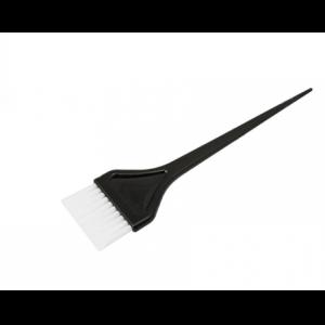 Кисть для окраски волос белая щетина, 20.8*3cm арт.B-169A МЕЛОН ПРОФЕШНЛ