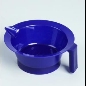 Чаша для красителя пластик с носиком ультрамарин 250 мл , арт.HS42760 МЕЛОН ПРОФЕШНЛ