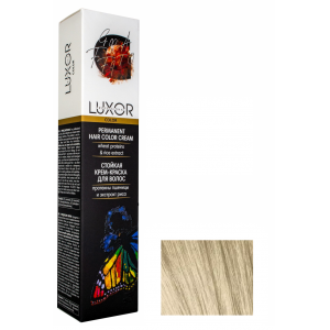12.0 - Специальный блондин натуральный Стойкая крем-краска LUXOR Professional 100 мл.