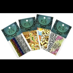 Слайдер-дизайн Животный принт IRISK Д265-30