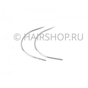 Иглы кривые для шитья трессов 1ШТУКА