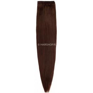 Волосы на ТРЕССАХ 5Stars 5.0 (3В) 40 см (50гр) HAIRSHOP