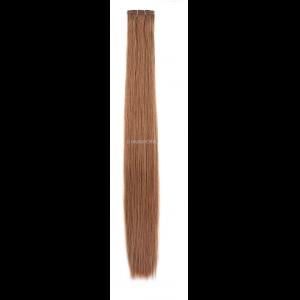 Волосы на трессе прямые 6.0 (6) 60 см (60гр) HAIRSHOP