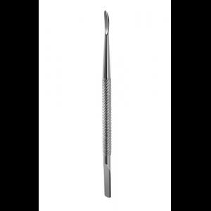 Пушер тонкий с лопаткой RU-0153 RuNail