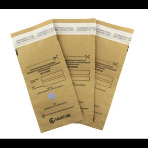 Крафт пакеты для стерилизации 75*150 мм 100 шт (350) 3863 RuNail