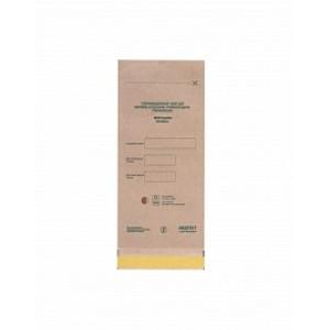 Крафт пакеты для стерилизации 100*200 мм 100 шт (350) 3861 RuNail