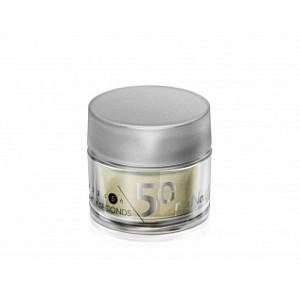 Цветная акриловая пудра в ассортименте вес  RuNail  Gold  1гр   3611