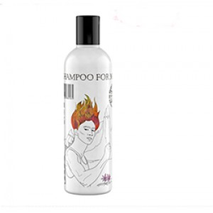 Шампунь для мужчин безсульфатный Shampoo for men 250 мл Vakos