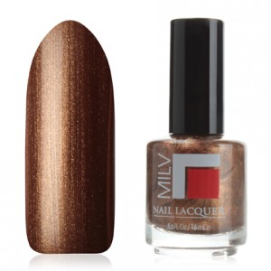 Лак для ногтей Milv 16мл №5 Nail Laquer