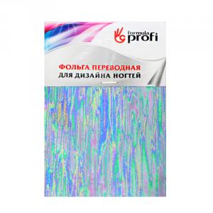 Фольга переводная бензиновые полосы 6*12 см 8930 Формула-Профи