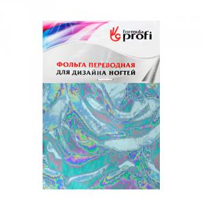 Фольга переводная бензиновые розы 6*12 см 8931 Формула-Профи