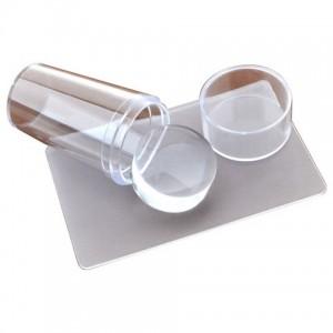 Набор для стемпинга ( штамп+скарпер ) SSG01 Формула-Профи