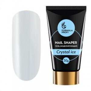 "Гель моделирующий ""NAIL SHAPER"" Cristal ice 30 гр 5470 Формула Профи"