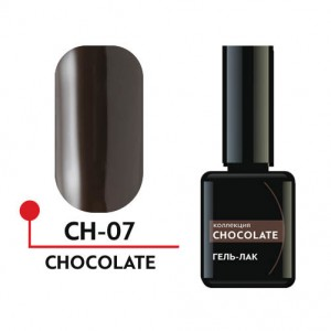 "Гель-лак ""CHOCOLATE"" №7 5 мл CH-07 Формула Профи"