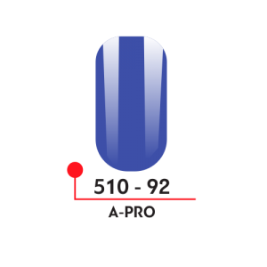 92 Цветной гель-лак А-Про 5 мл 510-92