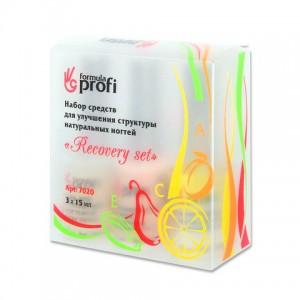 Питательная маска для ногтей с витаминами 15 мл 700010 Формула-Профи