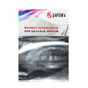 Фольга переводная серебро 6*12 см 8001-11 Формула-Профи