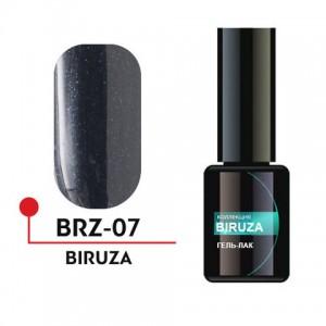 """Гель-лак """"BIRUZA"""" 5 мл №07 BRZ-07 Формула Профи"""
