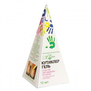 Кутиклер гель (Ср-во для удаления кутикулы) пирамидка 10мл
