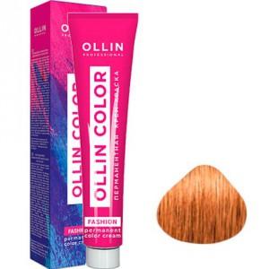 Перманентная крем-краска 60 мл экстра-интенсивный медный Fashion Color OLLIN COLOR 395683