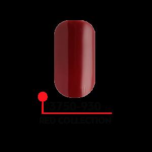 "Гель-лак uv/led 5мл ""Red Collection"" №930 3750-930"