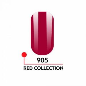 "Гель-лак uv/led 5мл ""Red Collection"" №905 3750-905"
