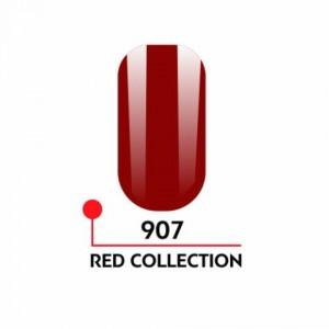 "Гель-лак uv/led 5мл ""Red Collection"" №907 3750-907"