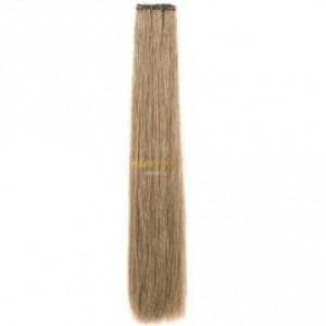 Волосы на трессе прямые 8.0 (12) 60 см 60гр HAIRSHOP