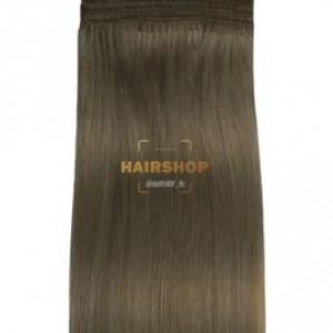 Волосы на трессе прямые 6.1 50 см (50гр) HAIRSHOP