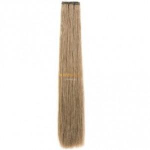 Волосы на трессе прямые 8.0 (12) 40 см 50гр HAIRSHOP