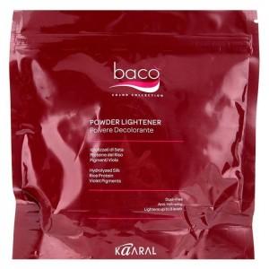 Осветляющая пудра  500гр BACO КААРАЛ 014В BACO