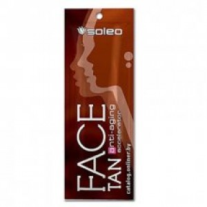 SOLEO Лицо-шея FACE TAN-пакетик 5 мл 50196