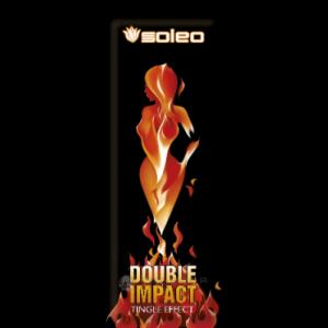 SOLEO DOUBLE IMPACT Tingl Крем для загара с двойным тинг эффектом 15 мл  502423