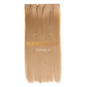 Искусственные накладные пряди №24Т прямые 50см HAIRSHOP