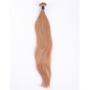 Волосы на капсуле натуральный волос 1 капсула 50 см (120) HAIRSHOP