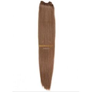 Волосы на трессе прямые 7.1 (10) 50 см 50 гр HAIRSHOP