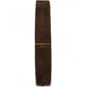 Волосы на ТРЕССЕ прямые 3.0 (3) 50 см  50 гр HAIRSHOP