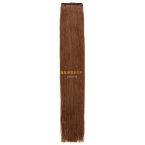 Волосы на трессе прямые 18,24,25,60,613 50 см 50гр HAIRSHOP