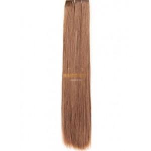Волосы на трессе прямые 6.0 (6) 50 см (50гр) HAIRSHOP