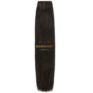 Волосы на трессе прямые 1.0 (1)  40 см 50гр HAIRSHOP