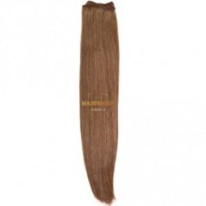 Волосы на трессе прямые 7.0 (8) 60 см 60 гр HAIRSHOP