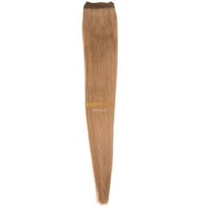 Волосы на трессе прямые 8.1 (18) 40 см 50гр HAIRSHOP