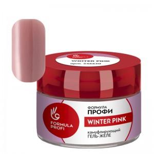Гель-желе камуфлирующий Winter pink 30 гр 547130 Формула Профи