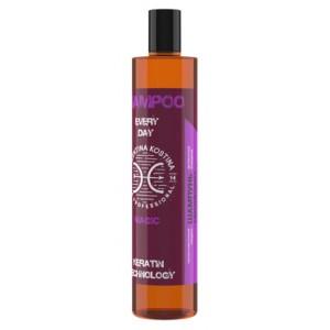 Шампунь с маслом кокоса для чувствительных и уставших волос 350 мл DP