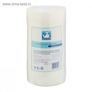 Полотенце 35*70 100 шт спанлейс 40 гр (440)