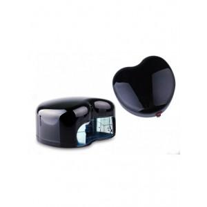 Лампа флуоресцентная 12 W LMPF-4 Черная/сердце