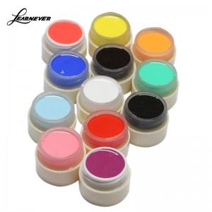 Гель-краска цветная  5г в асс-те