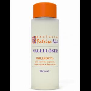 жидкость для снятия акрила,гель-лака и био-геля Patrisa Nail вес